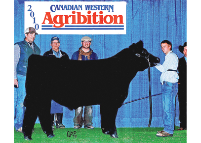 2010 Canadian Western Agribition