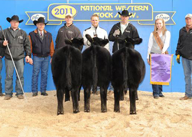 2011 National Western