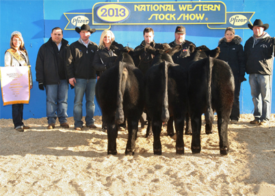 2013 National Western